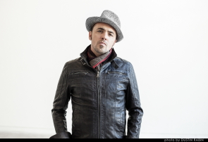 Hawksley Workman plays Lethbridge , Nov. 23. Photo by Dustin Rabin