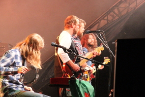 The Sheepdogs return to play Whoop Up Days, Aug. 21. Photo by Richard Amery