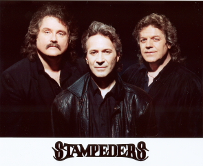 The Stampeders return to Lethbridge, June 10. Photo submitted