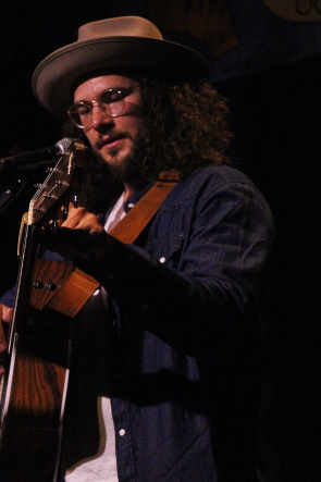 Tyson Ray Borsboom plays one of several local shows happening this week. photo by Richard Amery